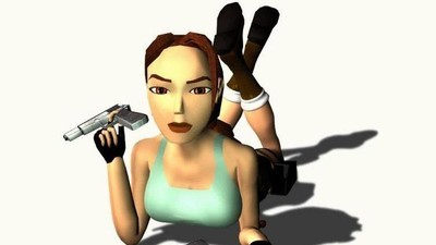 I Miss the Old, Superheroine-Like Lara Croft