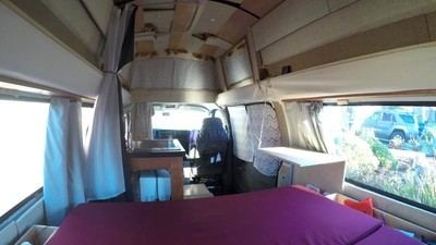 Living Out of a Van is the New American Dream