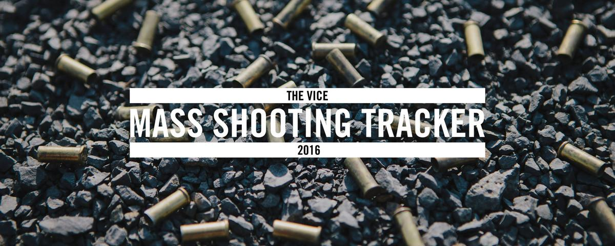 Mass Shootings in the United States in 2016