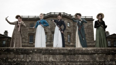 'Pride and Prejudice and Zombies' Is Goofy, Feminist, and Forgettable