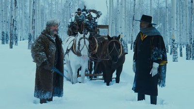 A Priceless Antique Guitar Was Destroyed During Filming of The Hateful Eight