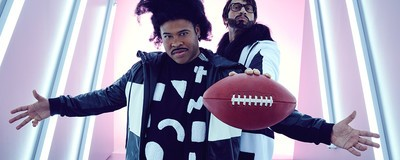 Key and Peele Are Improv'ing Their Way Through Four and a Half Hours of Super Bowl Coverage