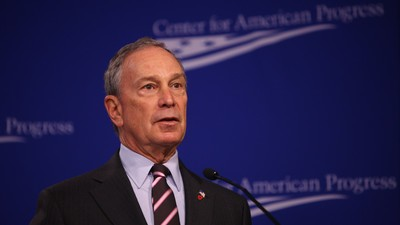 Michael Bloomberg Is Seriously Considering a Presidential Run