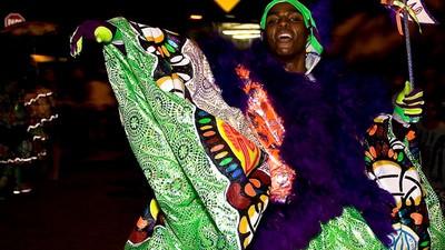O Carnaval secreto do Rio tem sangue português