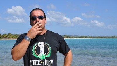 On the Front Lines of Puerto Rico's Movement to Legalise Marijuana