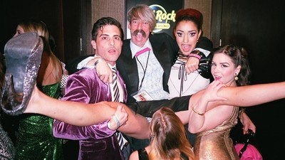 Zdjęcia zza kulis Porno Oscarów