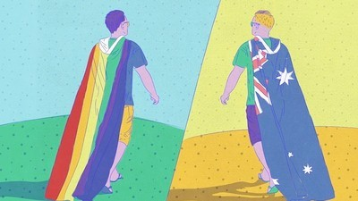 Can Australia Handle Same-Sex Marriage and Becoming a Republic at the Same Time?