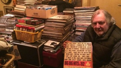 From Broken Roofs to Broken Marriages: Meeting Some of the Most Obsessive Vinyl Hoarders