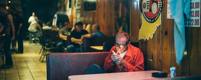 A Day in the Life of a James Dean Impersonator