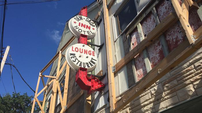What Will It Take to Resurrect Legendary New Orleans R&B Venue the Dew Drop Inn?