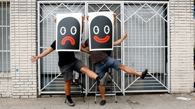 FriendsWithYou Loves the 'Dirty Optimism' of Downtown LA