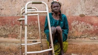 Dans un camp de sorcières au Ghana