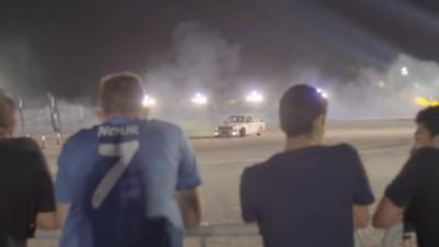 Drifting en el desierto: carreras ilegales en Arabia Saudita