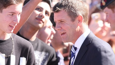 Man Emails Mike Baird, Nine Cops Show Up at His House