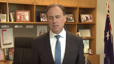 Meet Greg Hunt, The Best Minister in the World