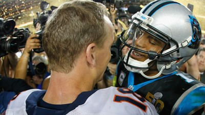 ​Someone Wrote an Erotic E-Book of Cam Newton Fan Fiction