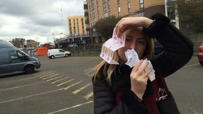 People in the UK Are Picking Receipts off the Street to Save Money