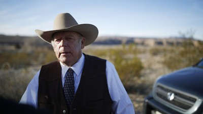 Cliven Bundy Is Arrested as Remaining Oregon Occupiers Prepare to Stand Down