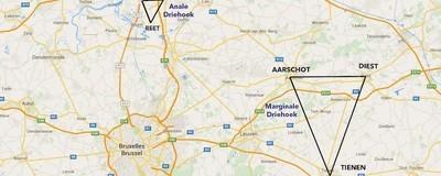 Een bezoek aan de Marginale Driehoek in België