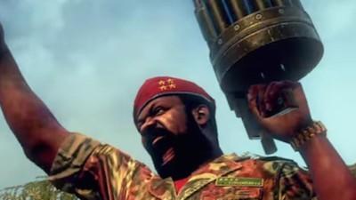 Filhos de rebelde angolano estão processando os criadores de 'Call of Duty' por difamarem seu pai