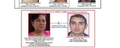 México detiene a la cerebro del aparato financiero del cártel de Sinaloa