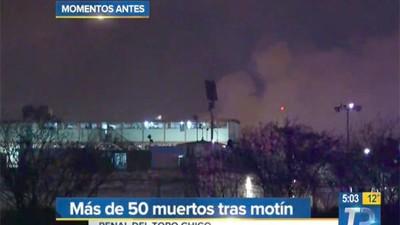 Motín en el penal de Topo Chico, Nuevo León, deja 52 muertos y 12 heridos