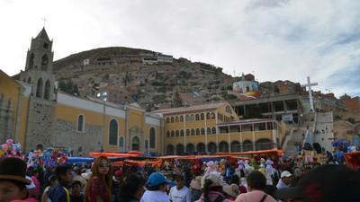 Entre plata y religión: la tradición minera de Oruro