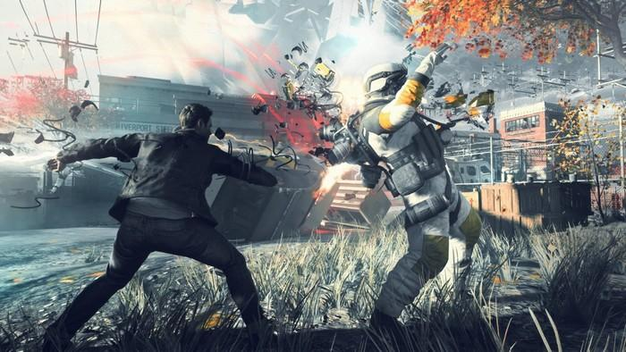 'Quantum Break' Looks Like the Superhero Gaming Surprise of 2016