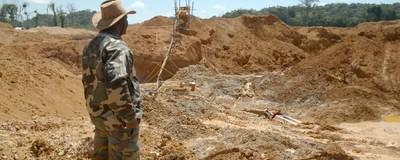 Η Διεφθαρμένη Βιομηχανία Χρυσού στο Σουρινάμ