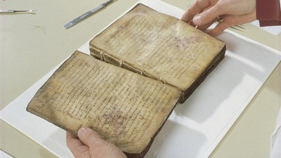 The Scientists Who Are Deciphering 'Unreadable' Ancient Texts