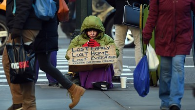 No One Knows How Many Homeless People Live in New York