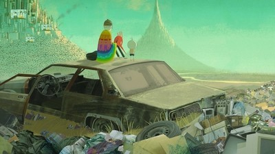 The Animating Inspirations Behind Oscar-Nominated Feature 'Boy and the World'