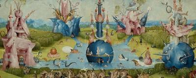 """Vizitează """"Grădina Deliciilor Pământene"""", într-un tur virtual inedit"""