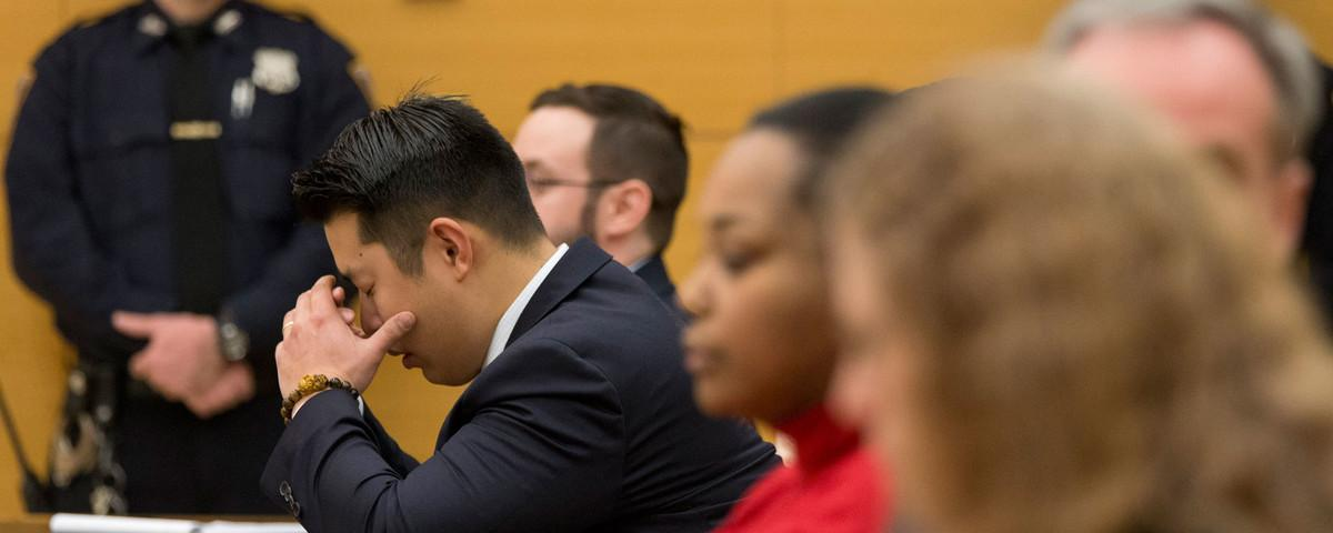 What Cops Are Saying About an NYPD Officer's Conviction for Killing an Unarmed Black Man