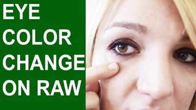 Will Your Eyes Change Color on a Raw Vegan Diet?