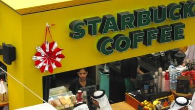 Un Starbucks din Arabia Saudită a interzis accesul femeilor