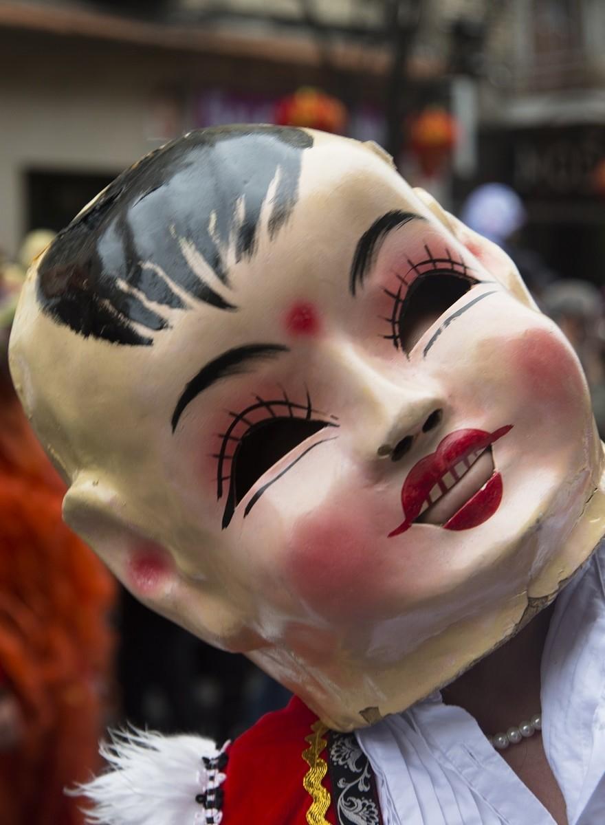 """Fotos del Año Nuevo chino en Usera, el """"Chinatown"""" de Madrid"""
