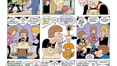 Paul Is Dead in Today's Comic from Peter Bagge