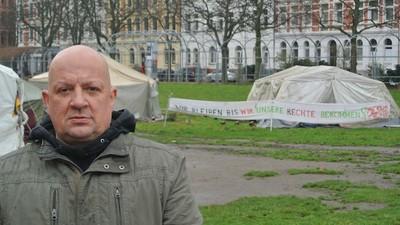 Zartes Pflänzchen Bürgerwehr: Unterwegs mit den Beschützern Deutschlands