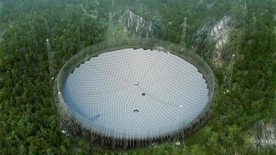 China Is Kicking 9,000 People Out of Their Homes to Make Room for a Massive Alien Telescope