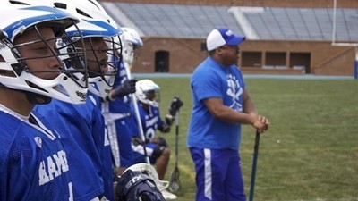 Hampton University's Lacrosse Team Aims to Break Stereotypes