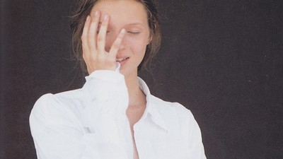 Die Geschichte hinter den wiederentdeckten Bildern von Kate Moss' erstem Fotoshoot
