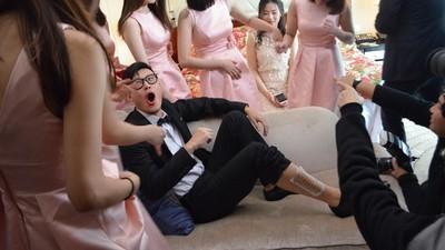 Unos supermillonarios chinos me invitaron a su boda