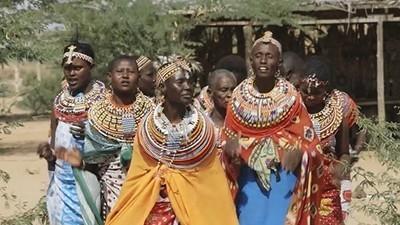 Terra sem homens: nesta aldeia do Quénia só há mulheres