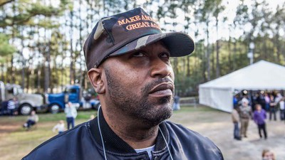 Bun B's South Carolina Dispatch, Part 1: Southern Pride and Side-Eye in Trump Country