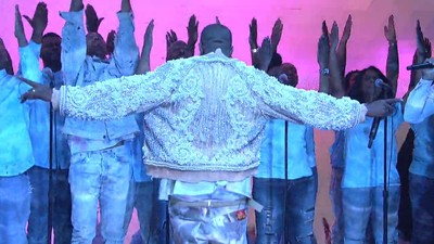 God's Not Finished: Kanye West Sees the Light on 'The Life of Pablo'