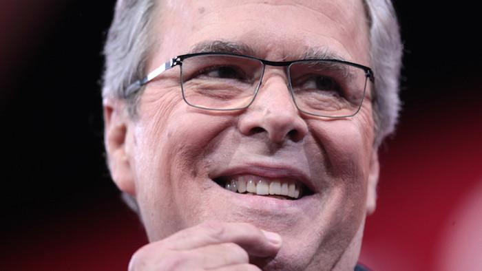 Jeb Bush Sure Picked a Weird Company to Get a Gun From