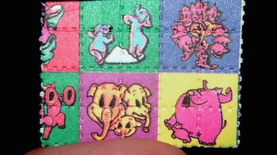 LSD Could One Day Be Used to Help People Confront Death