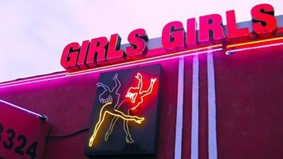 Así es ser DJ residente en un club de striptease