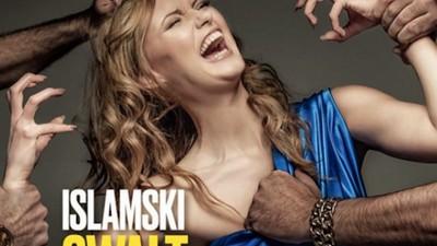 """Hoe denken de Polen zelf over de magazinecover over """"De islamitische verkrachting van Europa""""?"""